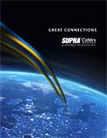 SUPRA Cables produkt katalog