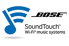 Multirum streaming - Bose SoundTouch