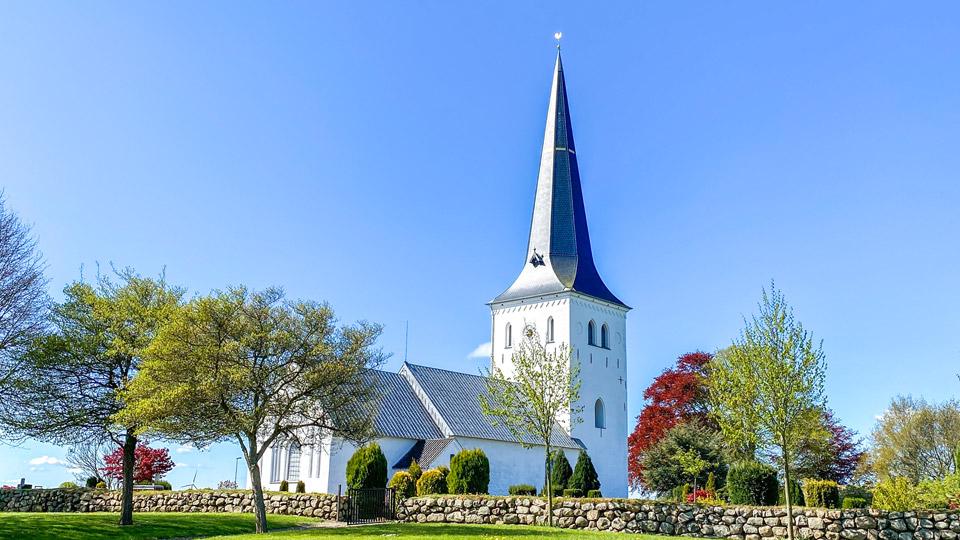 Vester Sottrup kirke
